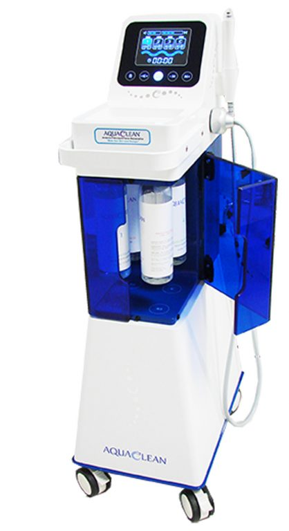 Hyddrofacial Aquapeel in Kombination mit RF Micro Needling